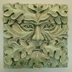 the Eavis Green Man